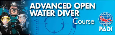 PADI Advanced Open Water - Free Courses