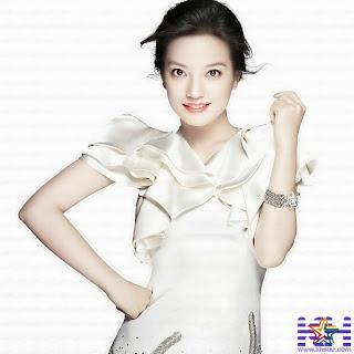 Popular Actress Zhao Wei