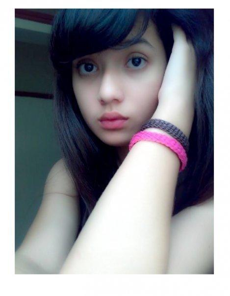 Cute Junior School Girl