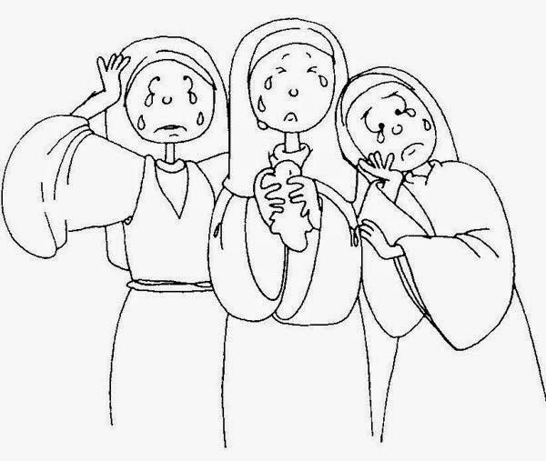 Gifs y Fondos Paz enla Tormenta ®: JESÚS Y LAS MUJERES DE JERUSALÉN ...