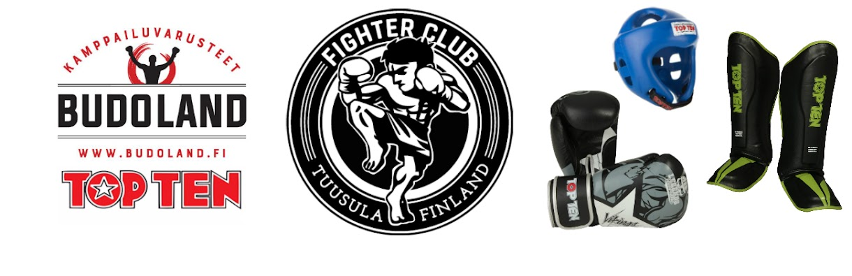 Varustekauppa | Tuusula Fighter Club Ry