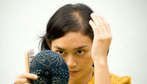 Tips Menumbuhkan Rambut Rontok Secara Alami Dengan Cepat