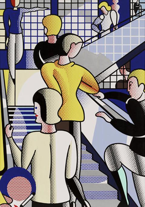 Escaleras con arte - Página 2 Rpy-lichtenstein-escalera-obras-maestras-de-la-pintura-juan-carlos-boveri