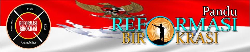 Panduan Reformasi Birokrasi