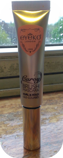 Eyeko Curvy Brush Mascara