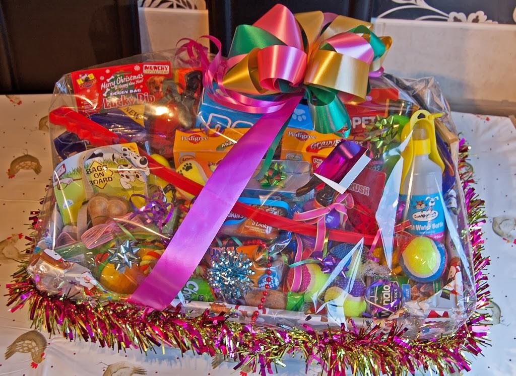 Toy raffle prizes : Pddog november