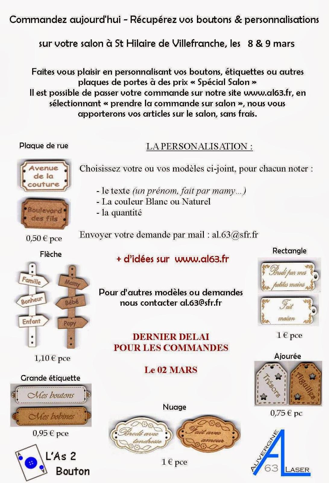Salon des createurs du textile tania strittmatter l 39 as for Salon du textile