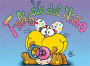 Festejo del día del niño. Este próximo lunes 16 (feriado) a partir de las 14 . dia del niã±o