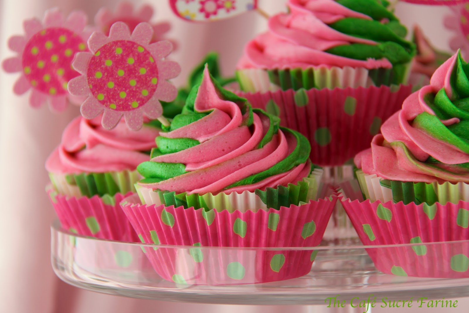 Princess Party? We had one yesterday and these Swirly-Girly Cupcakes ...