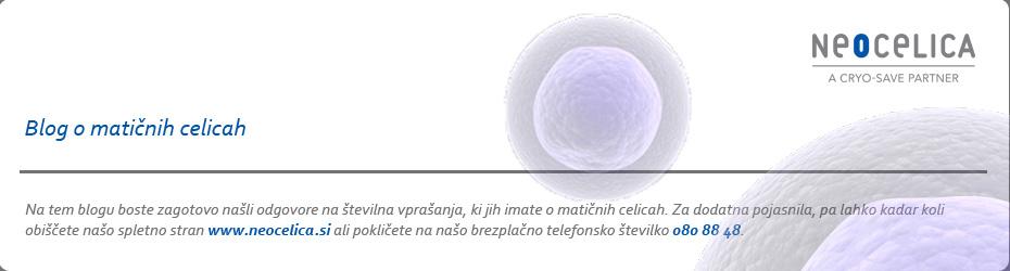 Neocelica - shranjevanje matičnih celic