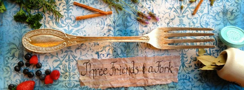 Three Friends and a Fork