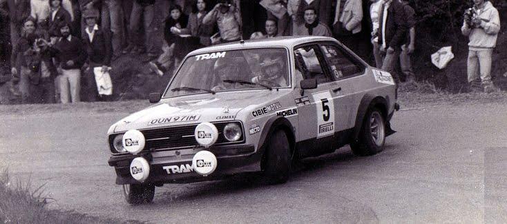 Historias de carreras de rallies
