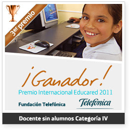 PREMIO INTERNACIONAL EDUCARED 2011