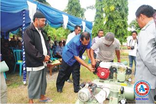 Diserahkan Bantuan bagi IKM dan UMKM di Kota Bima