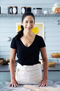 I'm Gesine.  Professional pastry chef, cookbook/ baking memoir author, guest instructor at KAF