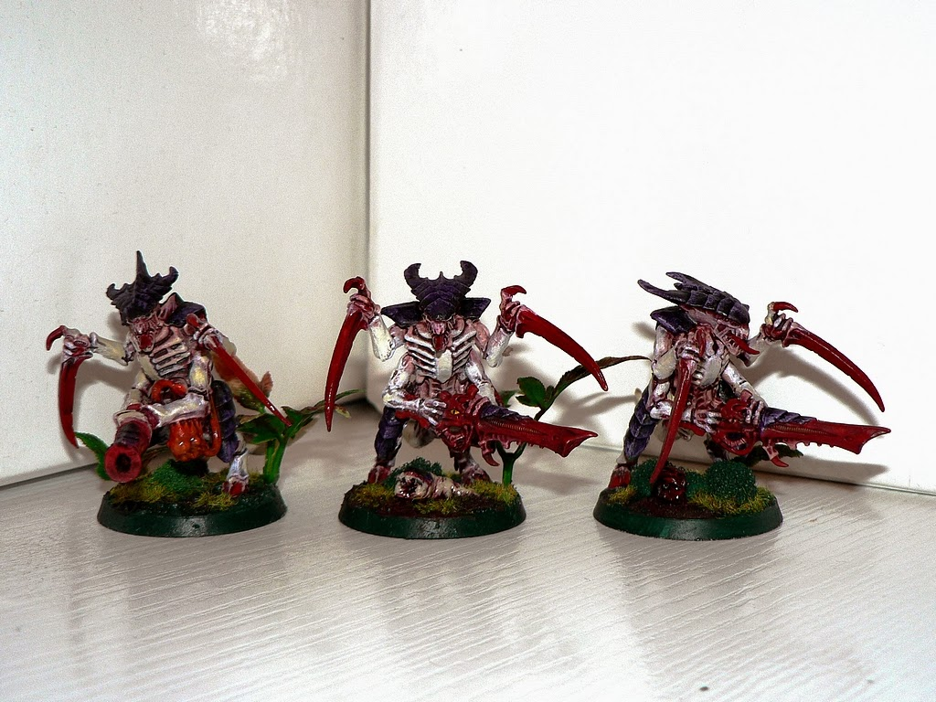 Tyranid Warriors Leviathan