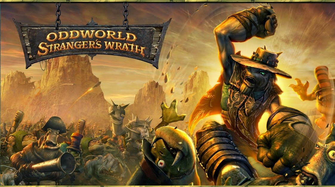 Oddworld: Stranger's Wrath v1.0.7 APK