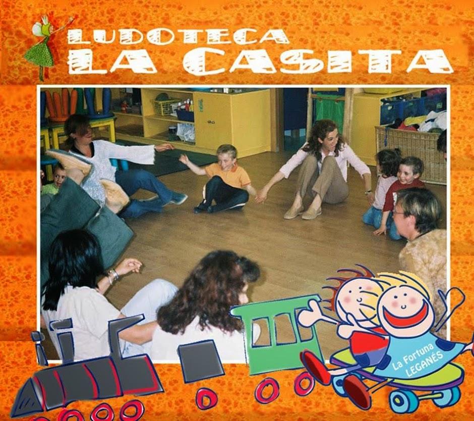 LUDOTECA MUNICIPAL LA CASITA