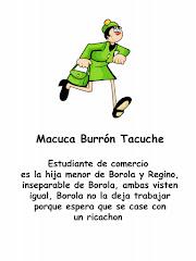 MACUCA VIRI  BURRON