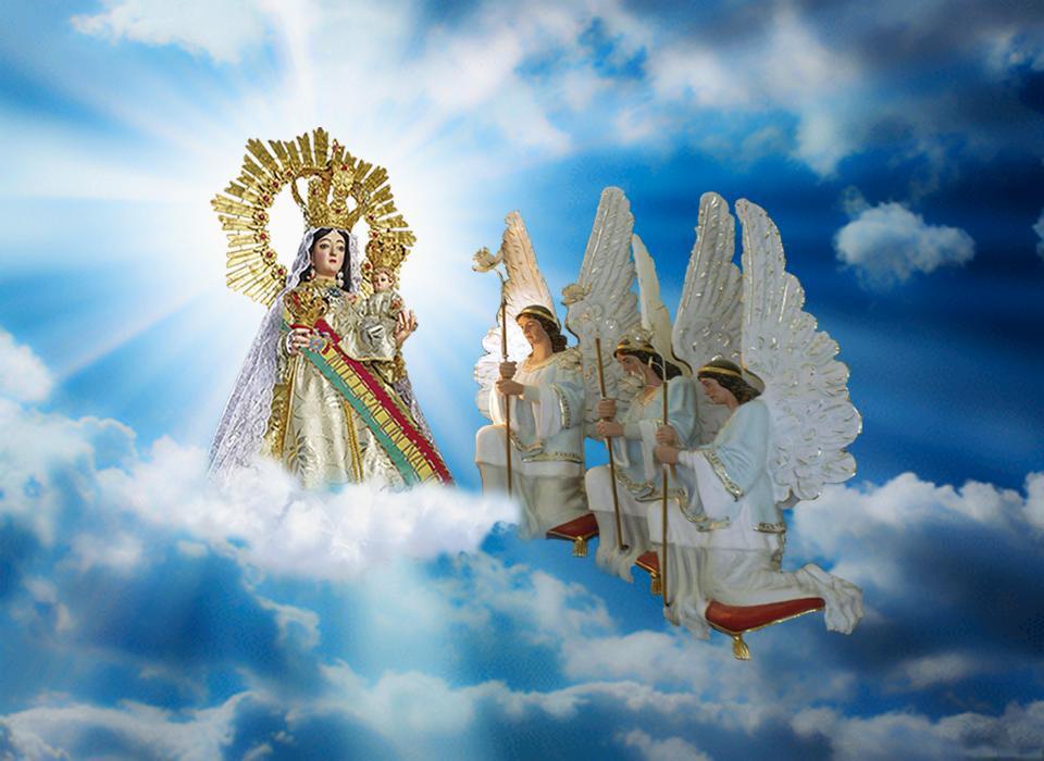 Decoracion De Altar De Virgen De Urkupi?a ~ martes, 16 de julio de 2013