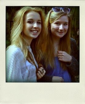 Abi (S) & Imogen (I)