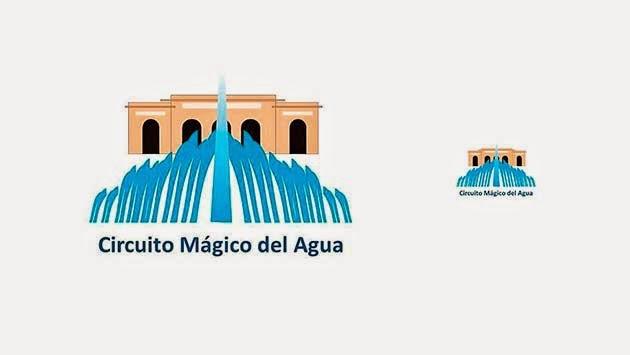 Circuito Magico Del Agua : El fenómeno logo circuito mágico del agua pixel creativo