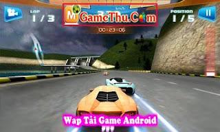 Game Đua Xe Đồ Họa Khủng Cực Hay Cho Máy Android