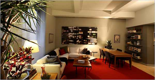 Small Bachelor Pad Ideas