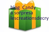 Blog Candy a sorpresa - Lecreaztionsdecry