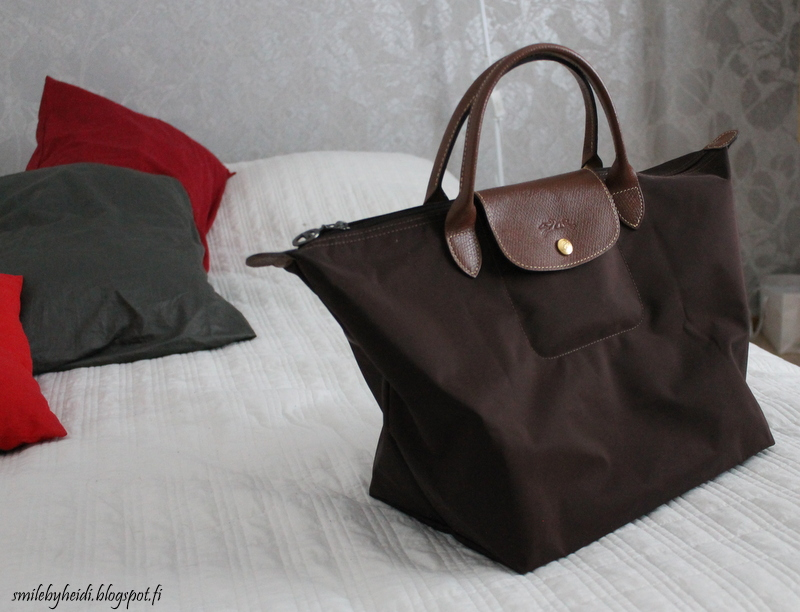 Longchamp Laukku Huutonet : Everything makes me smile longchamp