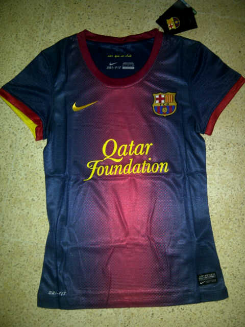 Jersey Barcelona Ladies Home