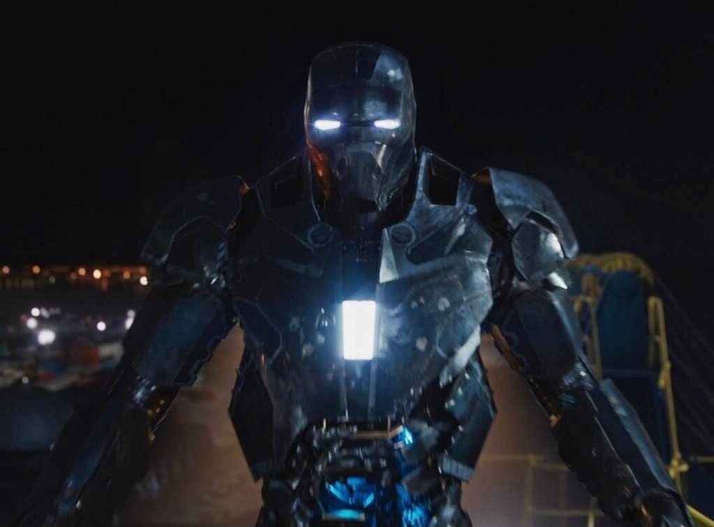【心得】鋼鐵人盔甲簡介(更新蜘蛛人電影中的新裝甲) @電影娛樂新視界 哈啦板 - 巴哈姆特
