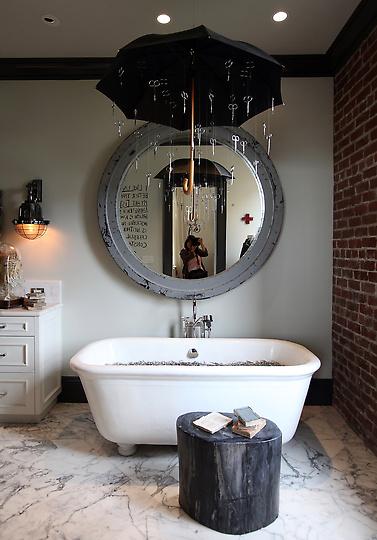 Interior Bathroom Theme Ideas 27 clever and unconventional bathroom decorating ideas blogger com