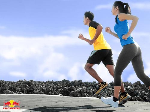 Olahraga Joging