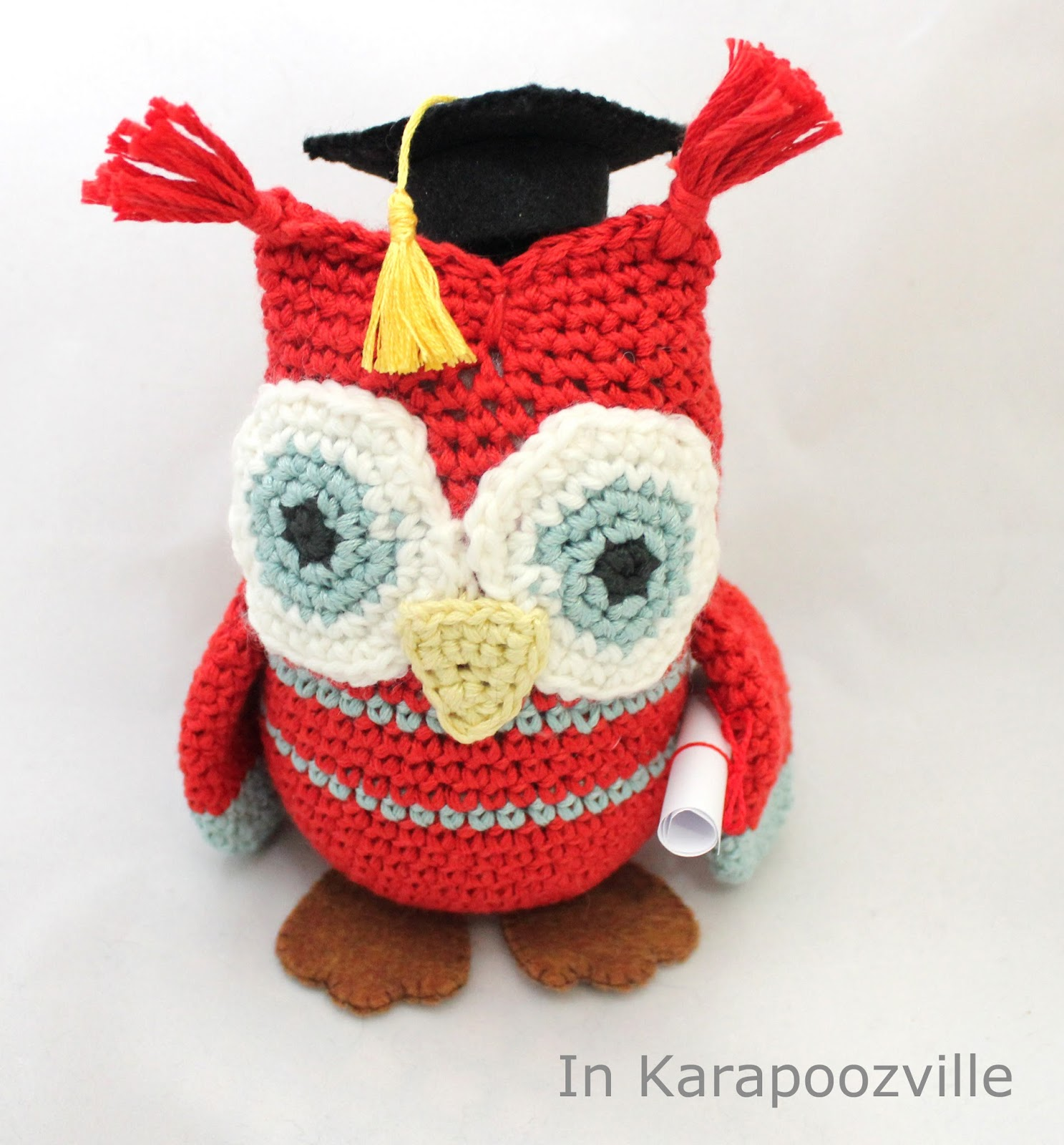 What Could Be Better Then A Gift Made With Your Own Hands So Today I Will Show You How To Make This VERY Wise Owl
