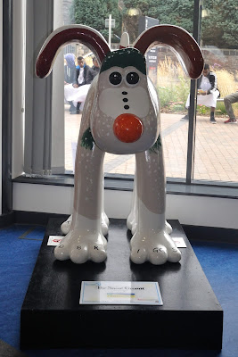 Snow Gromit (front view)