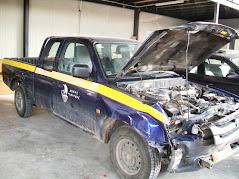 Πέρασε στο «πάνθεο» των τρακαρισμένων αυτοκινήτων...!!