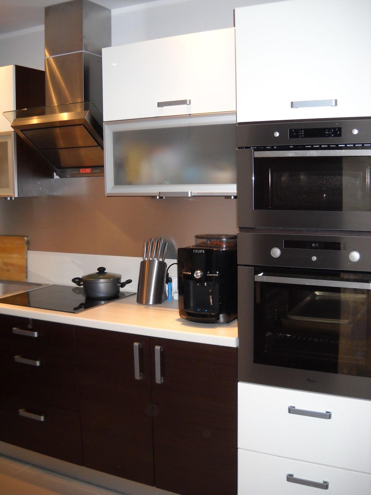 Pasja w projektowaniu Aranżacja domu szeregowego -> Okap Nad Kuchnia