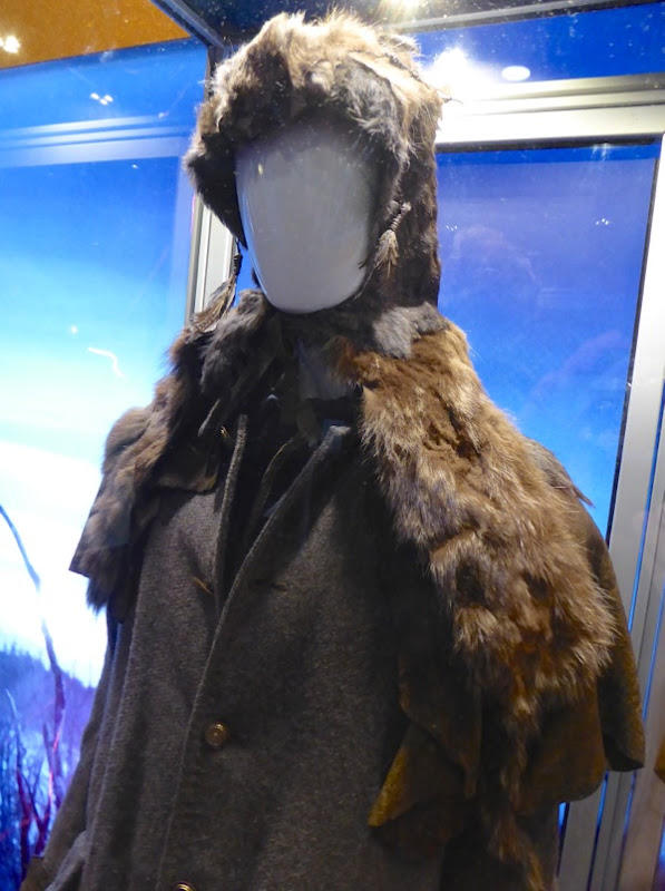The Revenant Hugh Glass movie costume