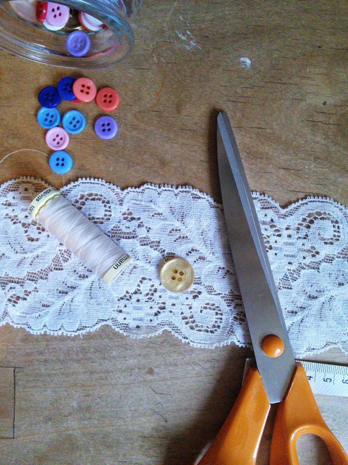 vintage, sewing