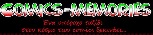 Comics-memories
