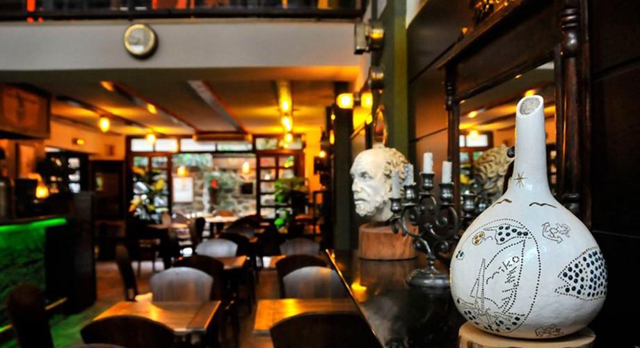 Yollarda Hayat Var şik Restoranlar