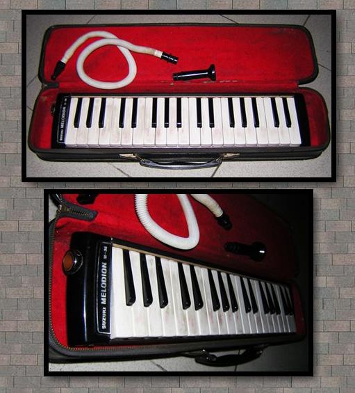 suzuki melodion (pianika)