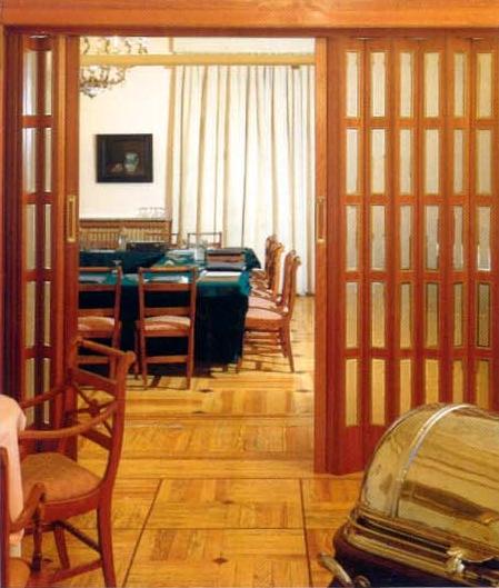 Puertas plegables peru puertas plegables de pvc puertas for Puertas plegables de madera