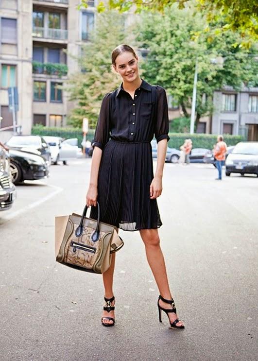 7 Neue Mode Trend für Frühjahr 2015