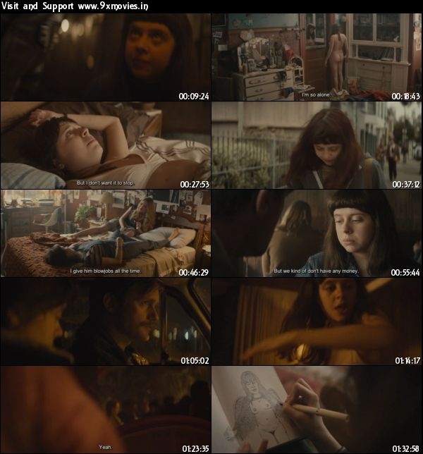 The Diary of A Teenage Girl 2015 English 480p BRRip 300mb ESubs