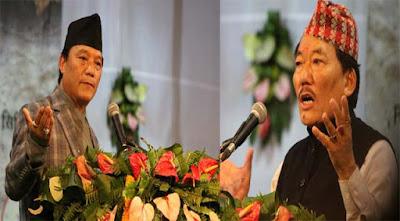 Bimal Gurung Pawan Chamling