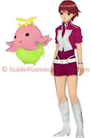 Tamer Digimon Master Yoshino Fujieda