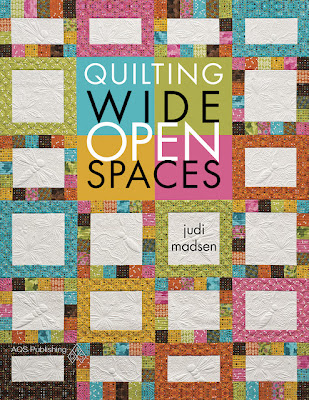 judi madsen book quilting wide open spaces FMQ