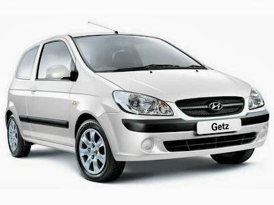 Cabin Air Filter - Filter AC Hyundai Getz